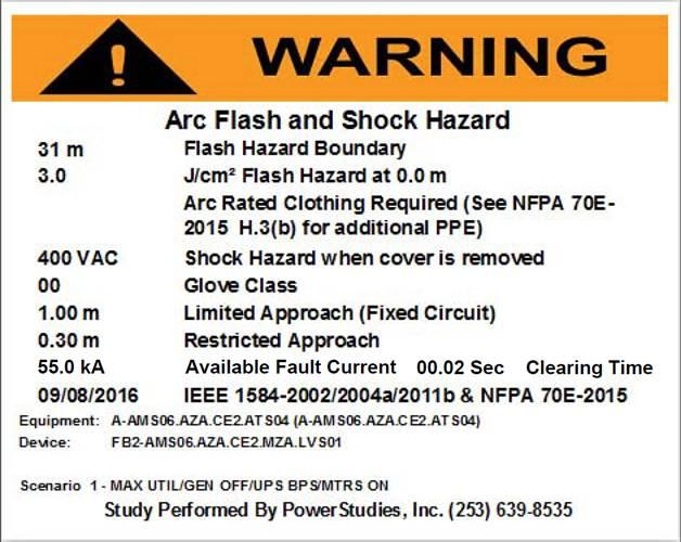 What\'s New for Arc Flash Requirements in the 2017 National Electric ...